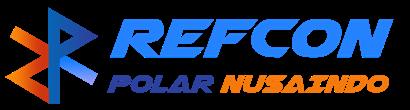 Logo Banner Refcon Polar Nusaindo 410x110px